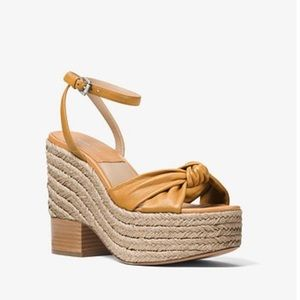 Michael Kors Collection wedges!